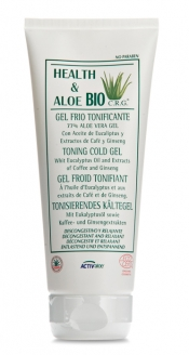Gel frio Tonificante 200ml 77%